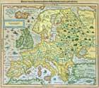 Карата Севера-Западной Европы 1567 г.